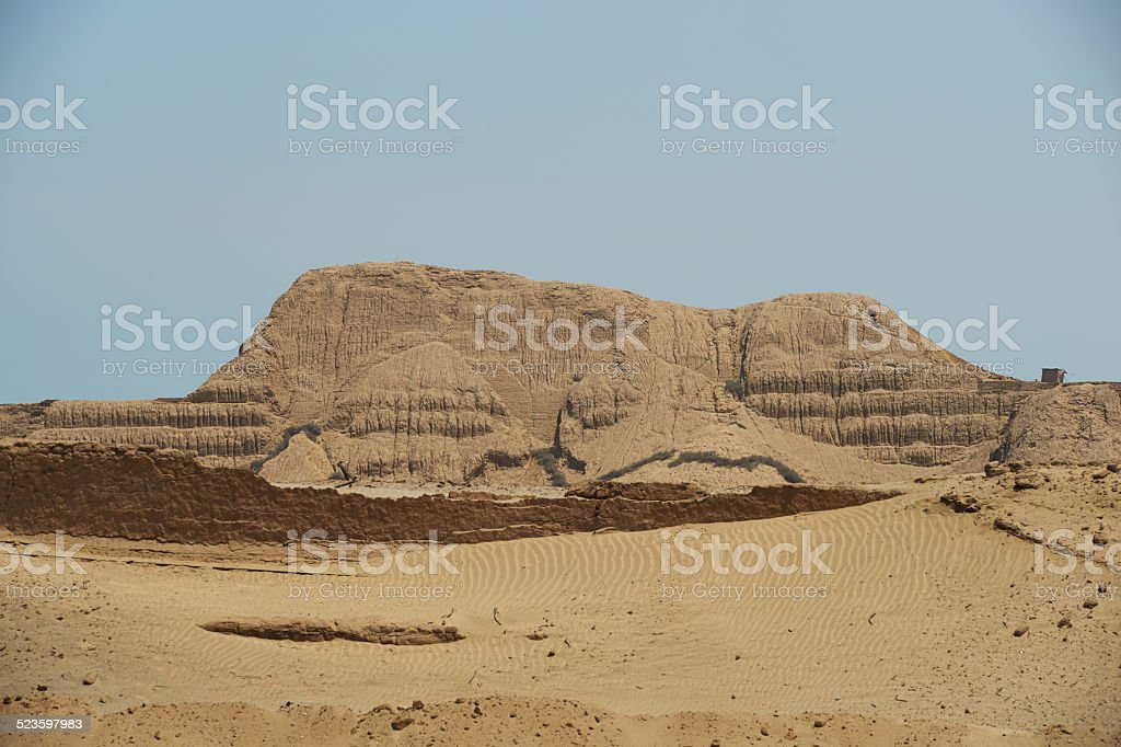 Temple of the Sun stock photo