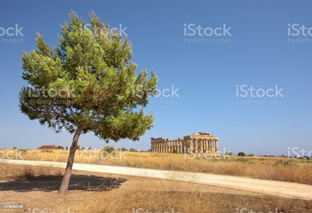 Tempio - foto stock