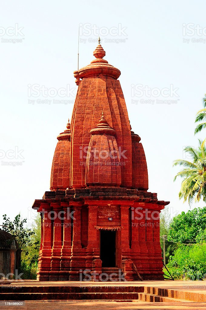 Temple - place of hindu worship royalty-free stock photo