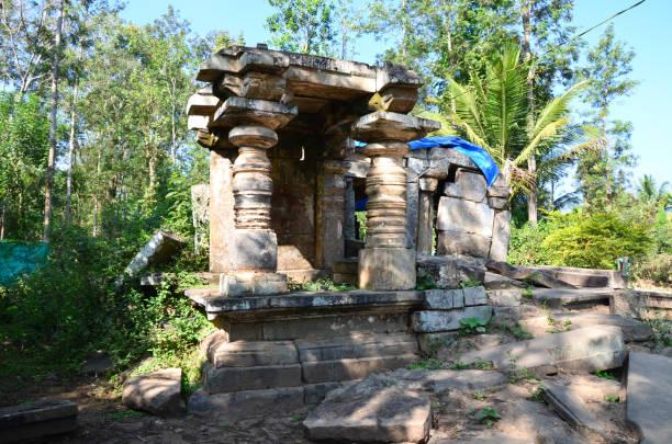 Tempel und Ruinen – Foto