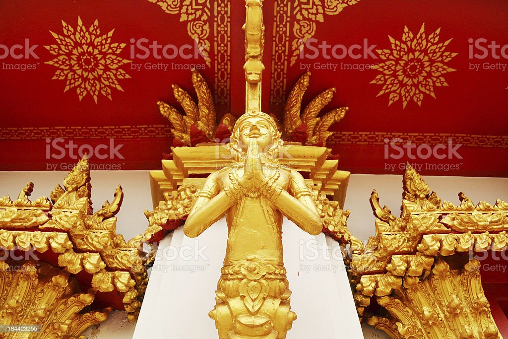Temple Thailand. royalty-free stock photo