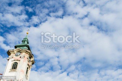 691464522 istock photo temple tower 454150507