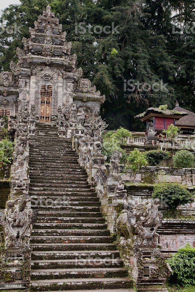 Temple Ubud royalty-free stock photo