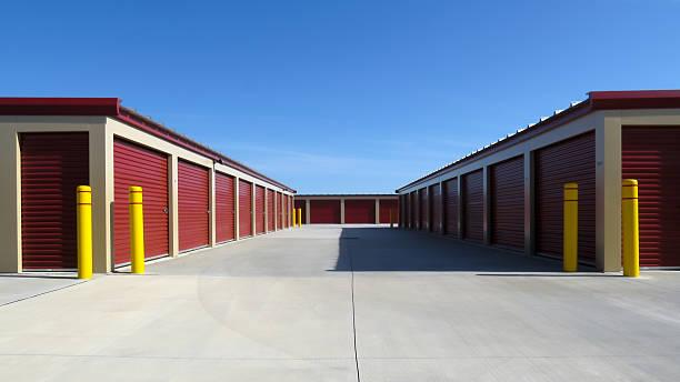 Les unités de stockage temporaire - Photo