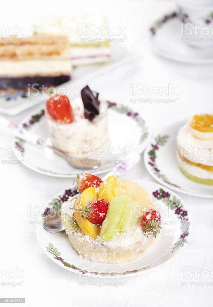 Verlockende Kuchen – Foto