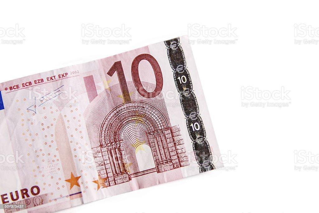 10 euro Schein – Foto
