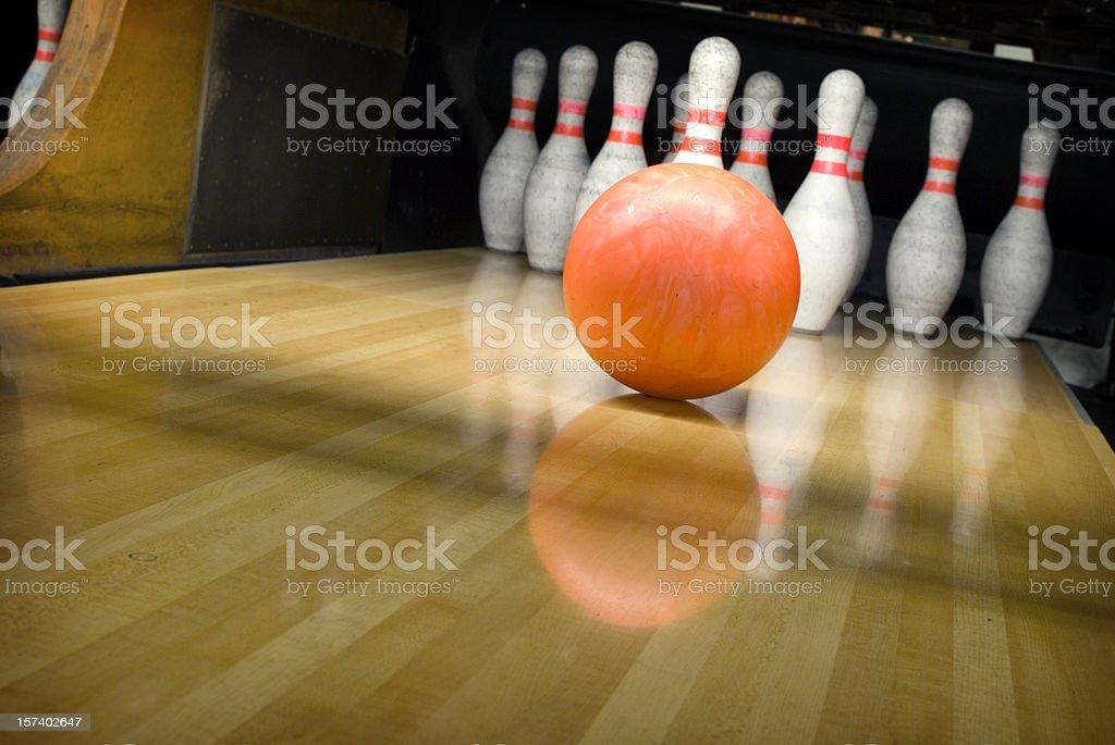 Ten Pin Bowling foto