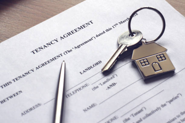tenancy agreement - tenant stock photos and pictures