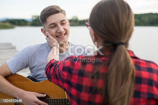 1083155024 istock photo Tenderness 1024310446