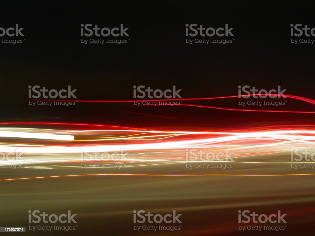 tendrils of light royalty-free stock photo