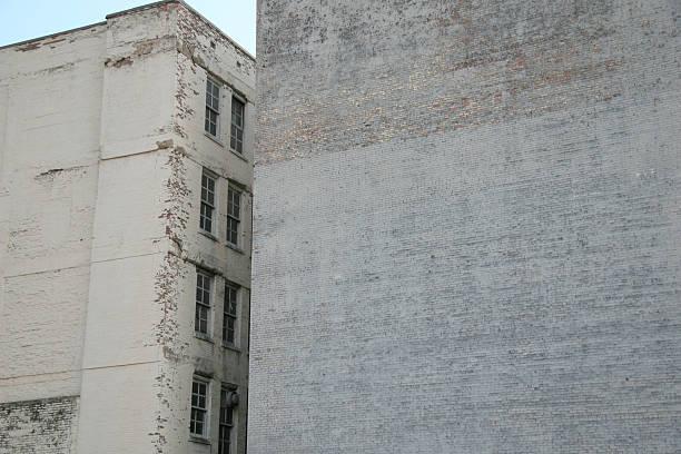 Tenement building in Downtown Dallas