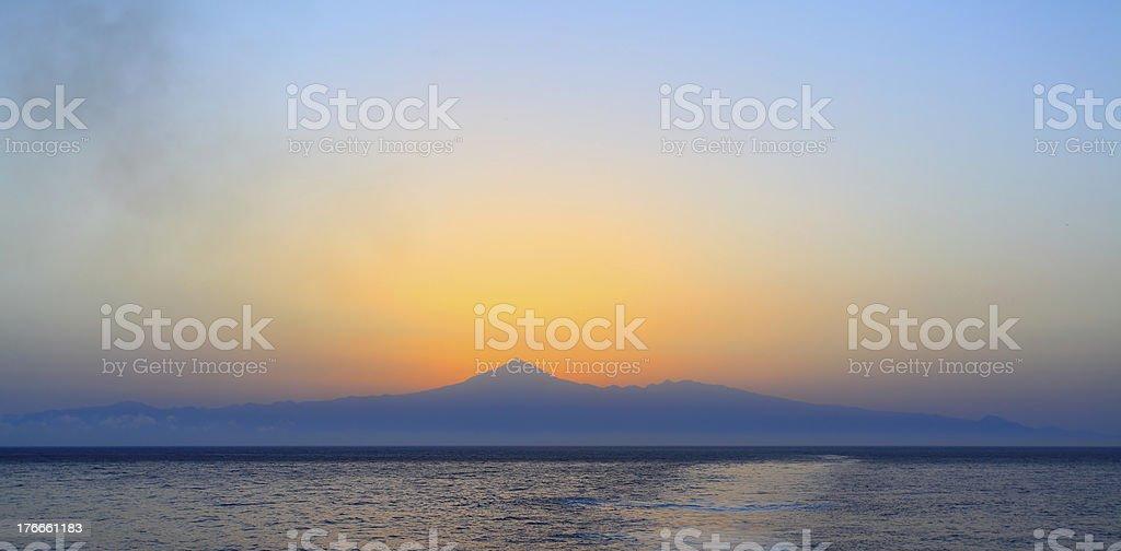 Tenerife foto de stock libre de derechos