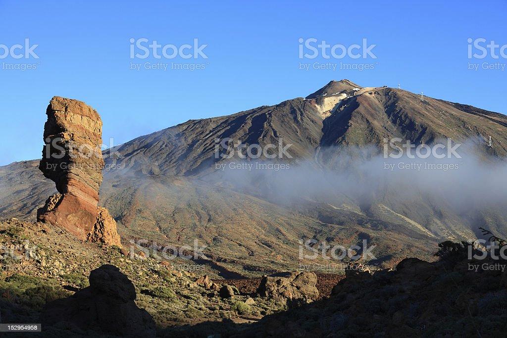 Tenerife, Teide stock photo