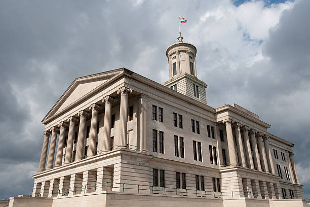 Tennesse Capitolio del Estado - foto de stock
