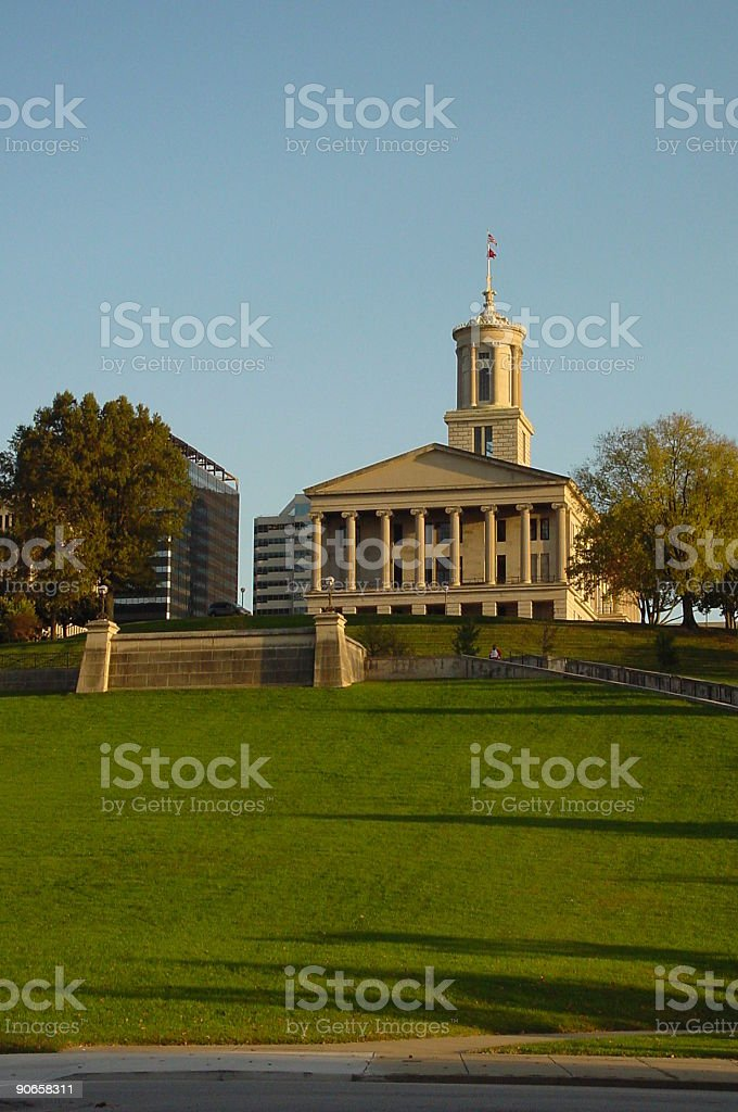 Tennessee Capital Building 1 royalty-free stock photo