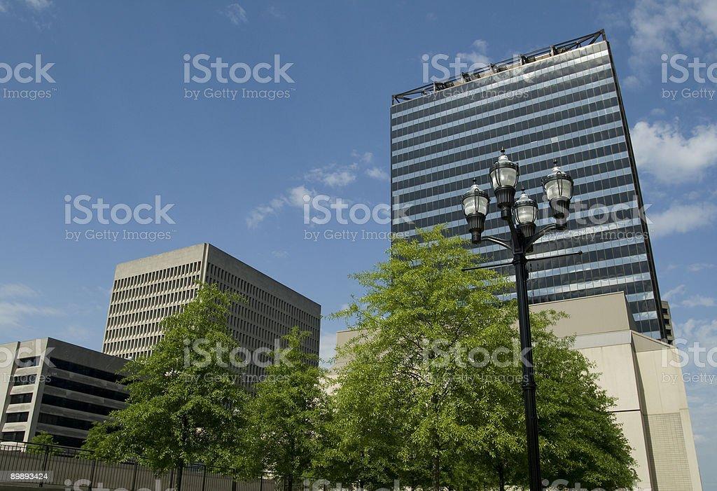Теннесси Центр исполнительских искусств, Нашвилл Стоковые фото Стоковая фотография