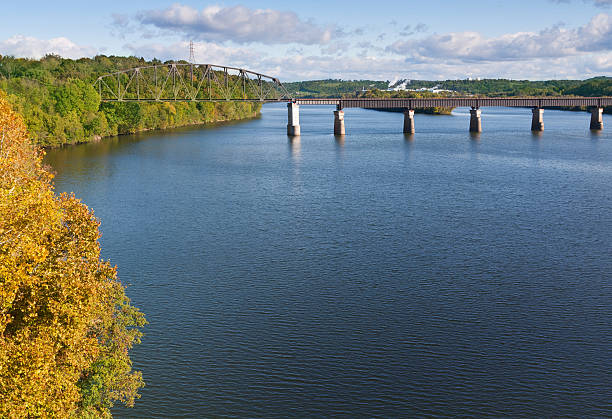 tennessee river - loudon stock photos and pictures