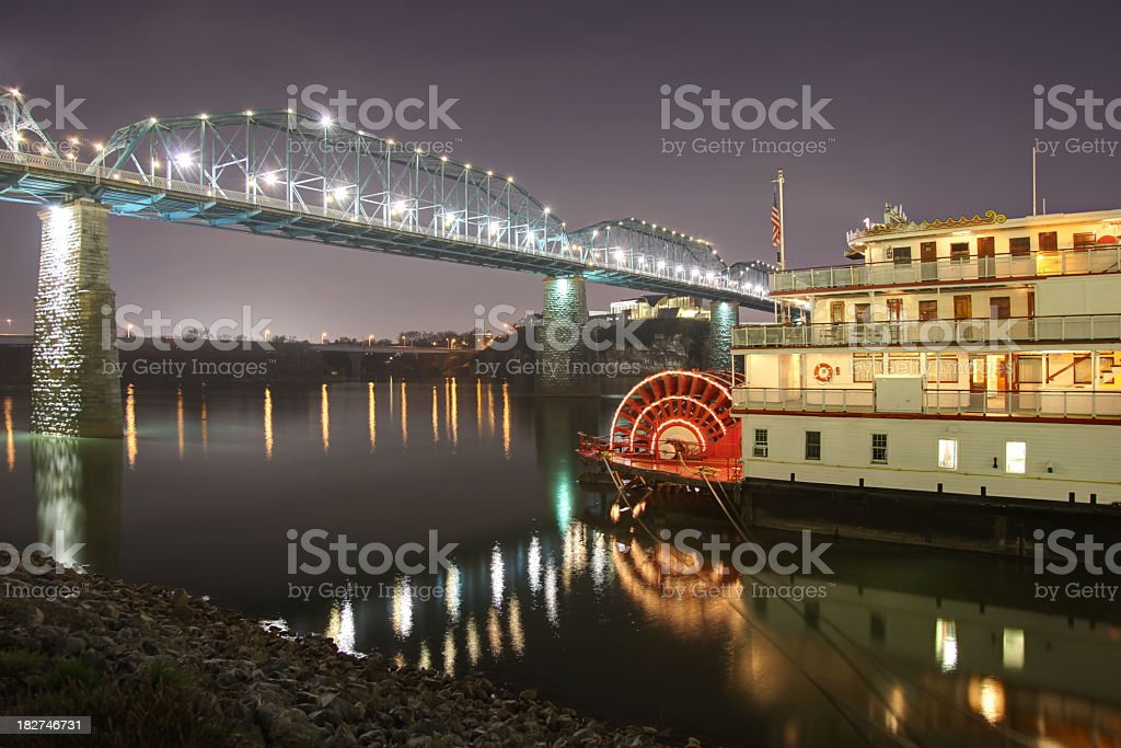 Tennessee River royalty-free stock photo