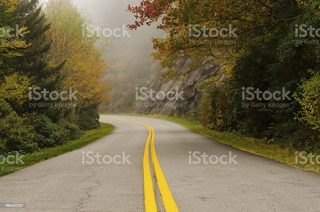 Tennessee Road royalty-free stock photo