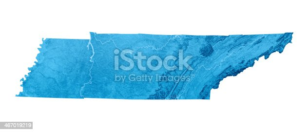 173169385istockphoto Tennessee Topographic Map Isolated 467019219