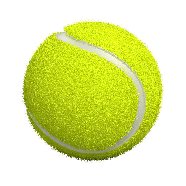 tennis ball - ball stock photos and pictures