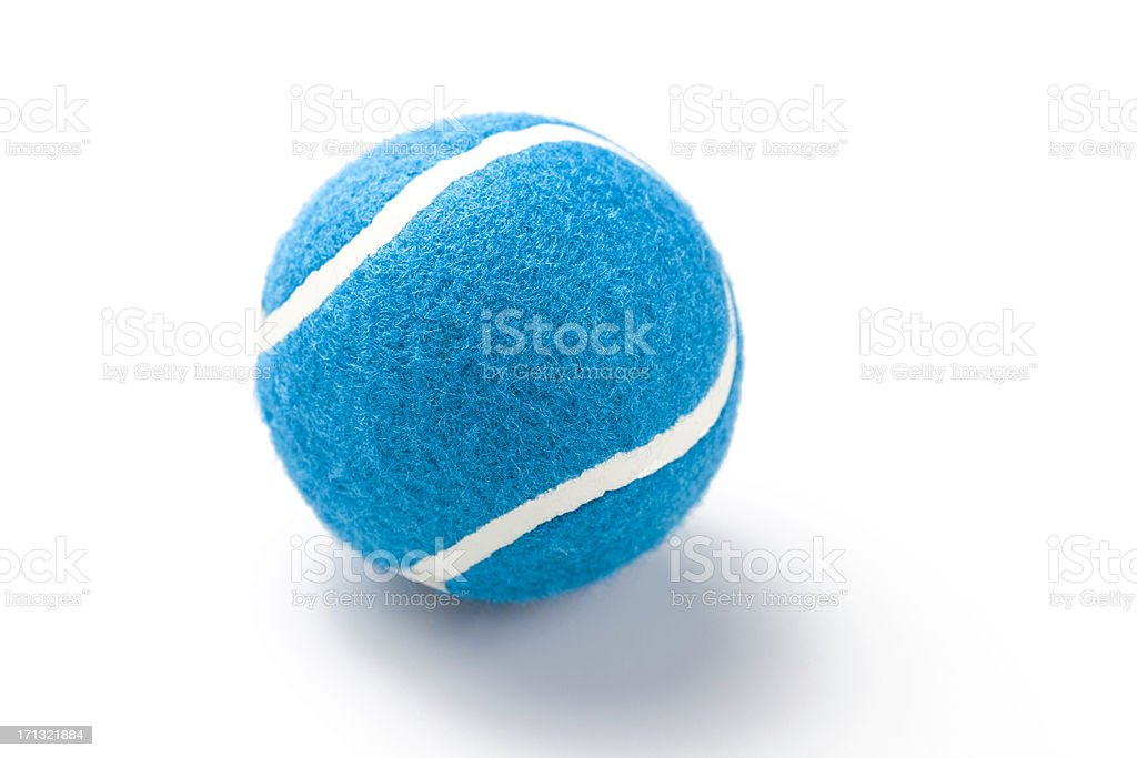 Tennis Ball stock photo