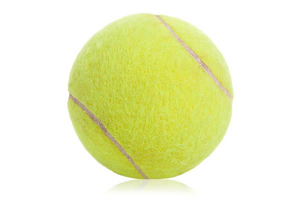 tennis ball - hondenkluif stockfoto's en -beelden