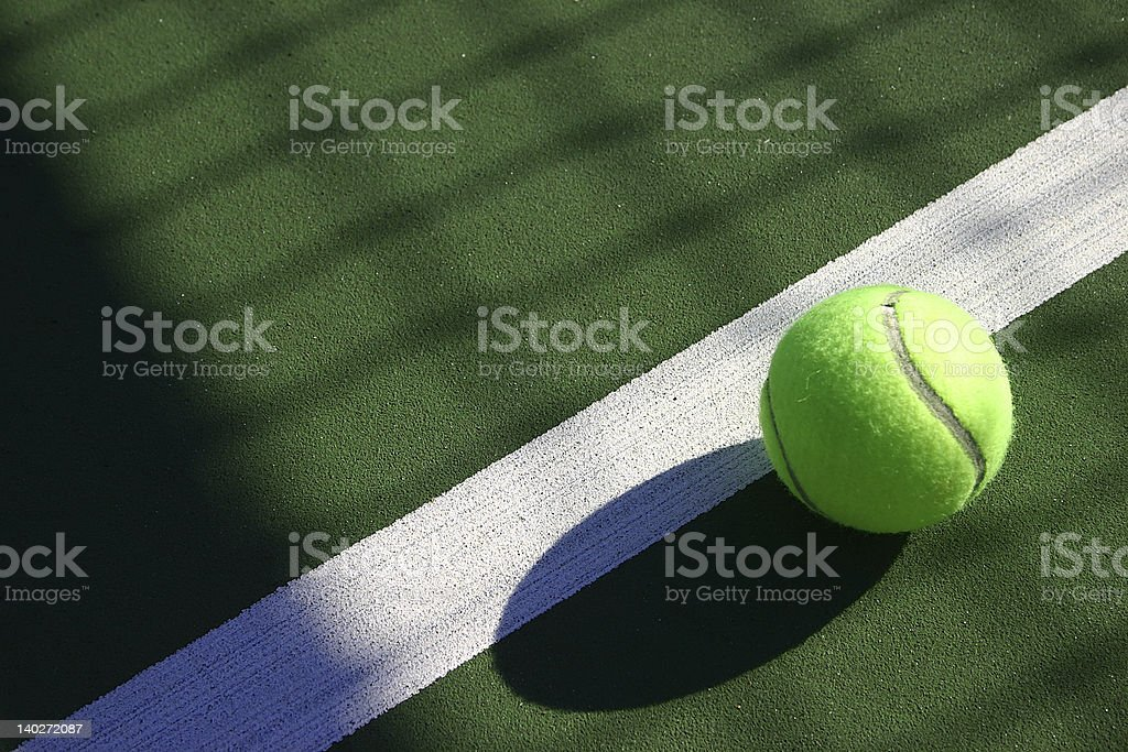 Tennis Balls 4 royalty-free stock photo