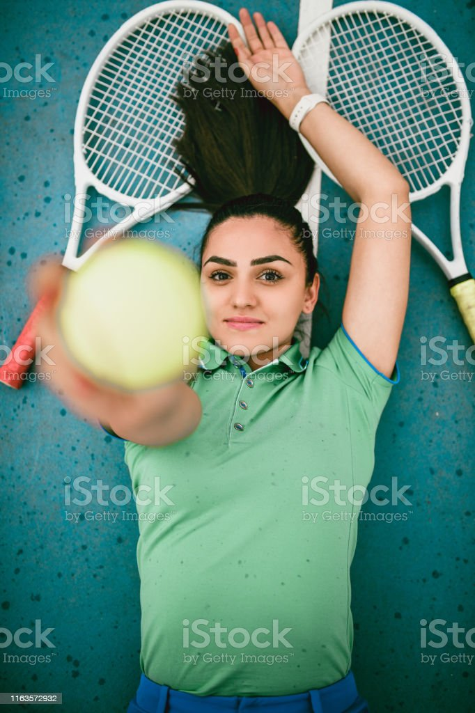 Tennis Balls Are My Favorite