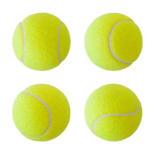 Collection de balles de tennis - Photo
