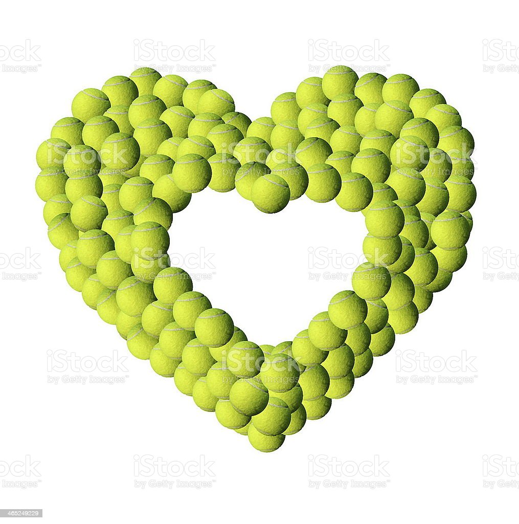 tennis balls frame easy - photo #22