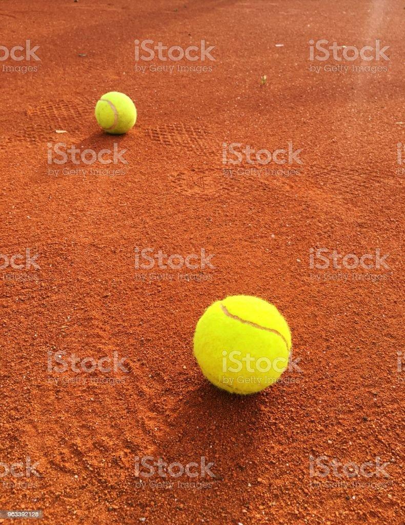 Piłki tenisowe - Zbiór zdjęć royalty-free (Bez ludzi)