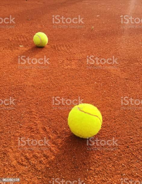 Piłki Tenisowe - zdjęcia stockowe i więcej obrazów Bez ludzi