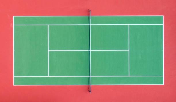 tennisbaan - tennis stockfoto's en -beelden