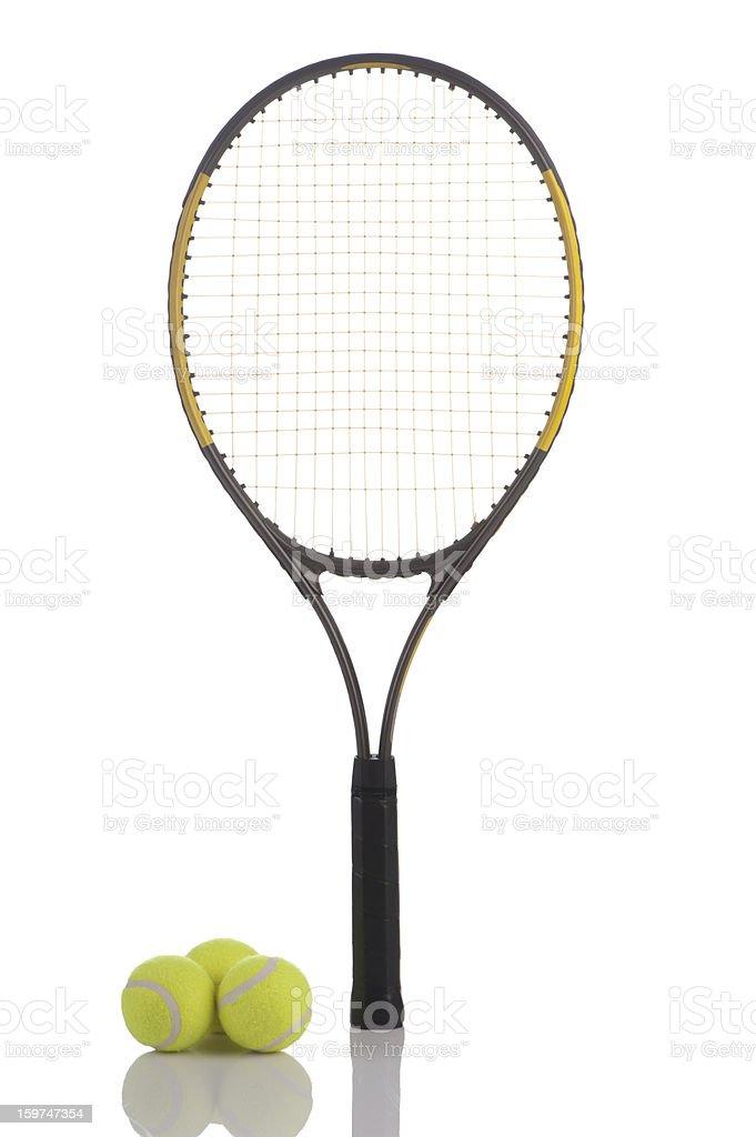 Tennis gear stock photo