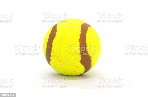 Tennis På Vit Bakgrund-foton och fler bilder på Arbetsstudio