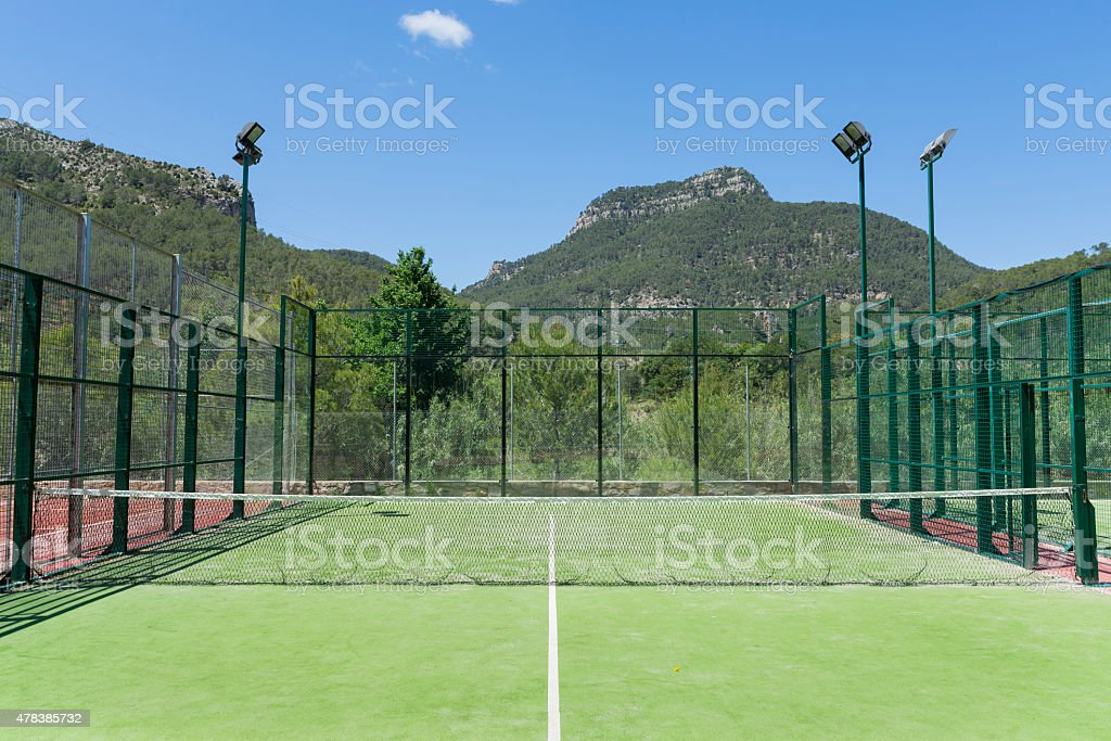 Tennis. stock photo