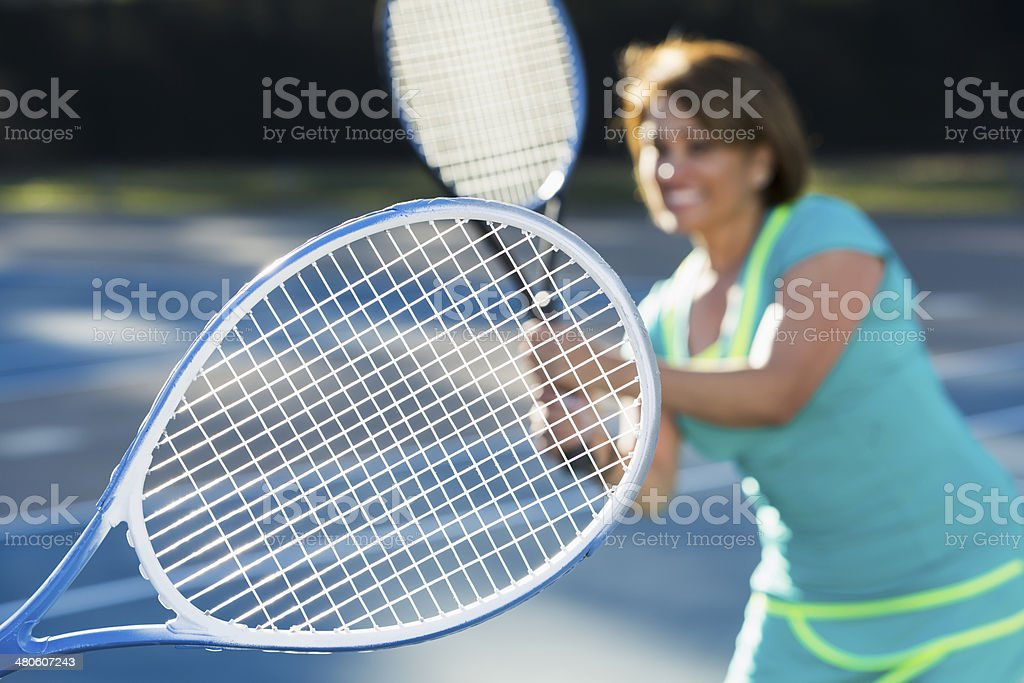 Tennis royalty-free stock photo