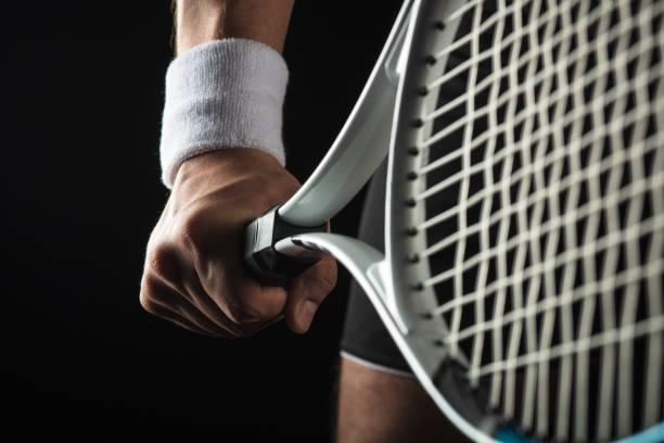 tennisspieler – Foto