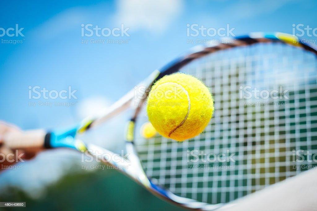 Joueur de tennis - Photo