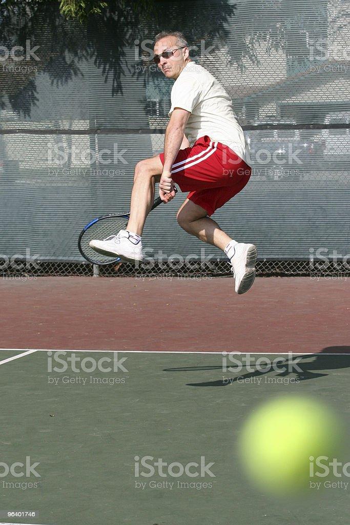 テニスプレーヤー - カラー画像のロイヤリティフリーストックフォト