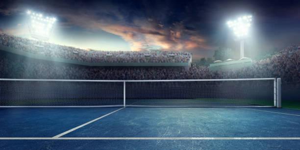 : tenis corte - tenis fotografías e imágenes de stock