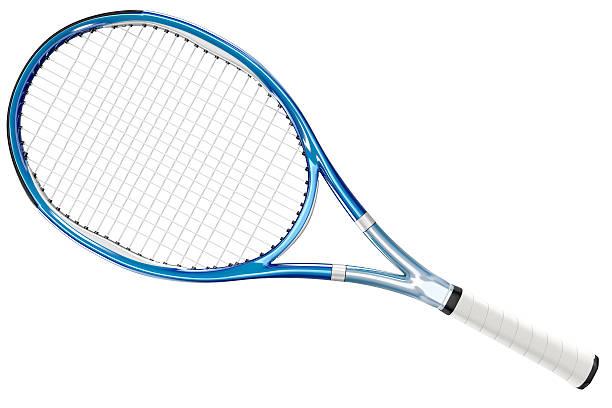 Raquette de Tennis bleu Style - Photo