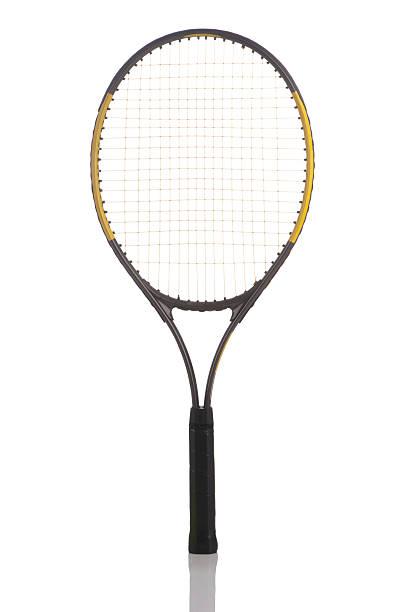 Raquette de Tennis isolé - Photo
