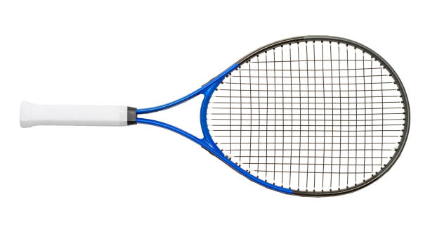 Tennis Racket stock photo