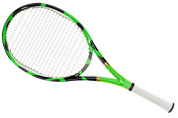 Tennis Racket Texture Style stock photo