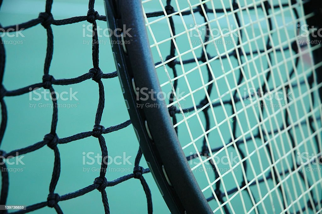 Tennis Series 11 royalty-free stock photo