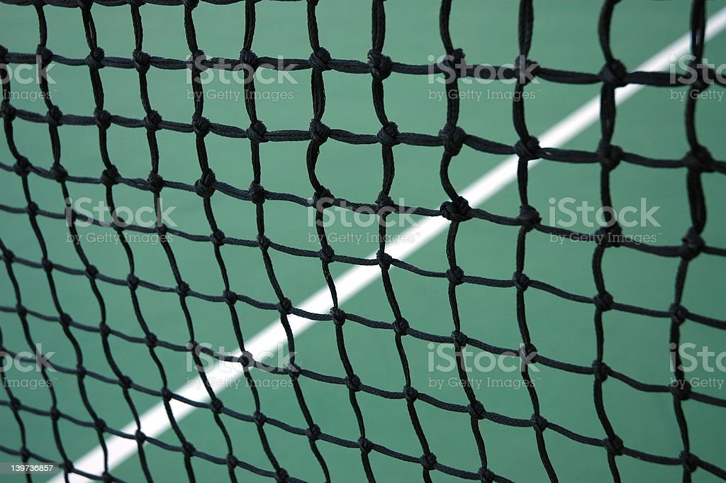 Tennis Series 12 royalty-free stock photo