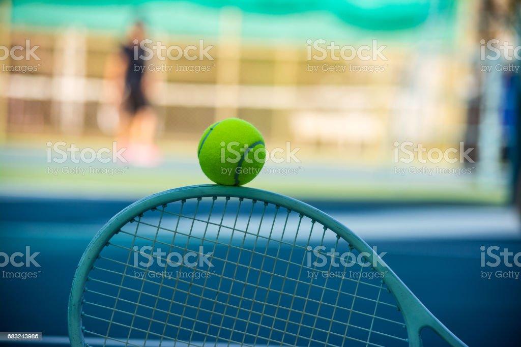 網球運動 免版稅 stock photo