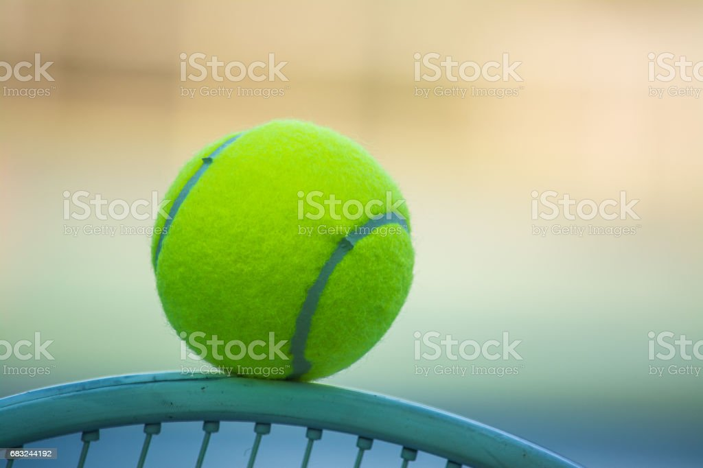 Tennis sport royalty-free stock photo